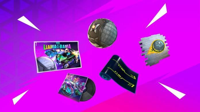 Rocket League y Fortnite son dos de los juegos de mayor demanda de usuarios en línea y esta vez tendrán la oportunidad de unir sus fuerzas mediante el evento de Llama-Rama que dará inicio a una nueva temporada de Rocket League.