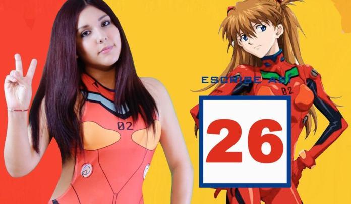 Milagros Juarez, Evangelion, Crunchyroll, Asuka