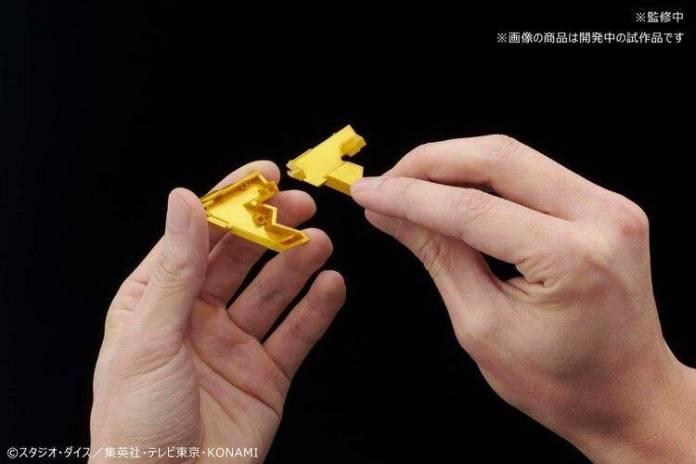 BANDAI trae el nuevo kit armable del Millennium Puzzle. ¿Podrás armarlo? 3