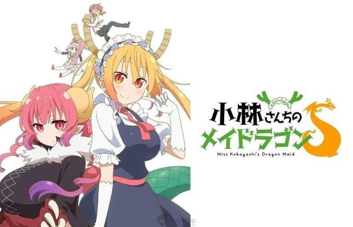 Miss kobayashi Dragon Maid S Crunchyroll
