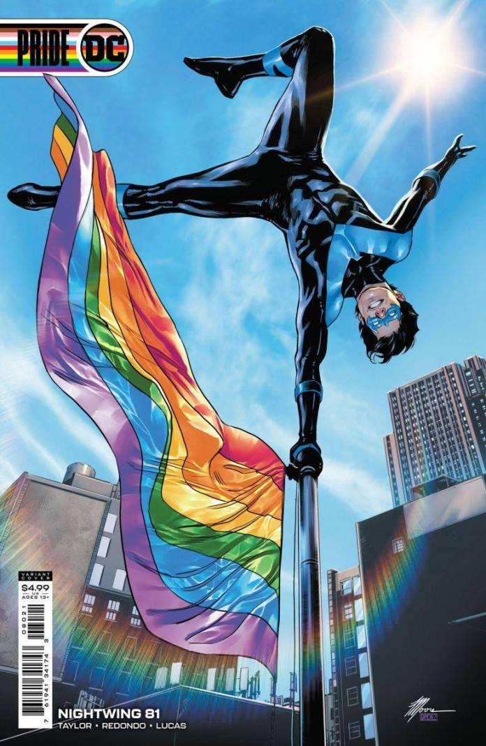 Esta propuesta de apoyo contará con la participación de personajes, colaboradores y creadores LGBTQIA+ que dará como resultado ediciones alternativas de algunos de los personajes más queridos de DC Comics.