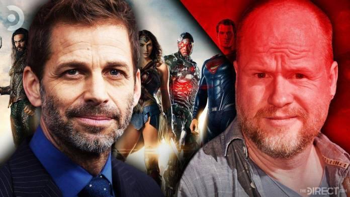 Zack Snyder Vs. Joss Whedon Justice League