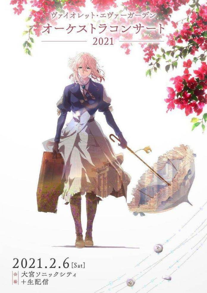 Violet Evergarden the movie