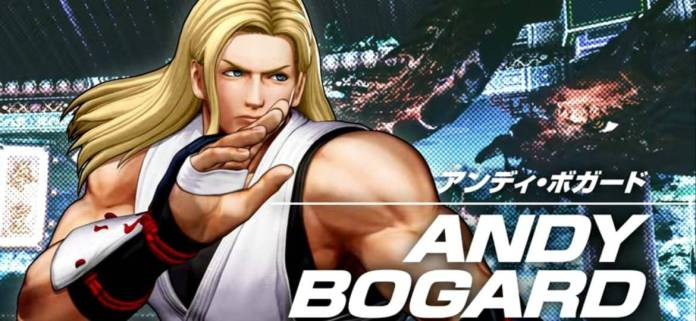 Andy Bogard se presenta en The King of Fighters XV 10