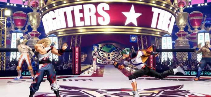 Andy Bogard se presenta en The King of Fighters XV 7