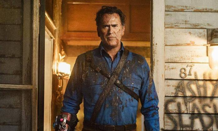 Bruce Campbell (Evil Dead)