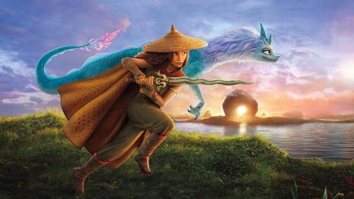 Reseña - Raya y El Último Dragón: Otro Fallo Bien Hecho de Disney 4