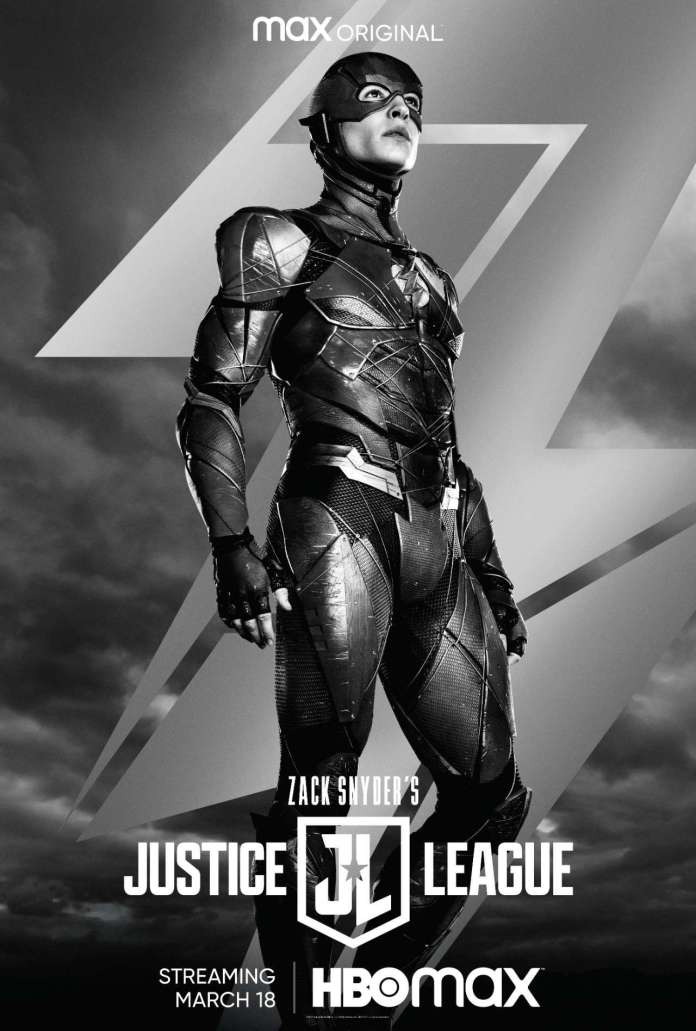 The Flash, Snyder Cut, Ezra Miller, Justice League