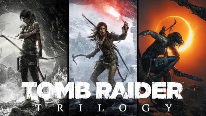 Tomb Raider Trilogy filtrado por la Microsoft Store