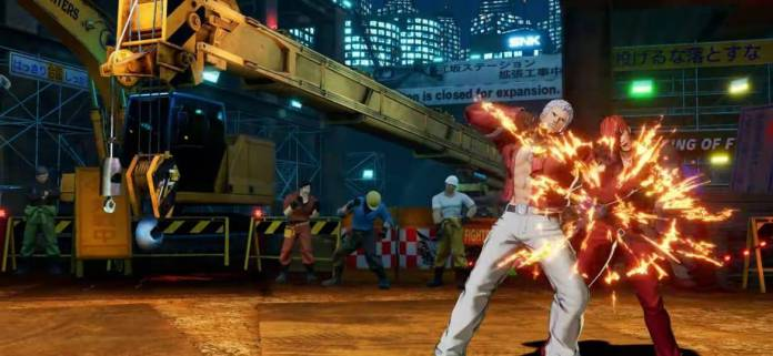 Yashiro Nanakase estará en la plantilla de The King of Fighters XV 8