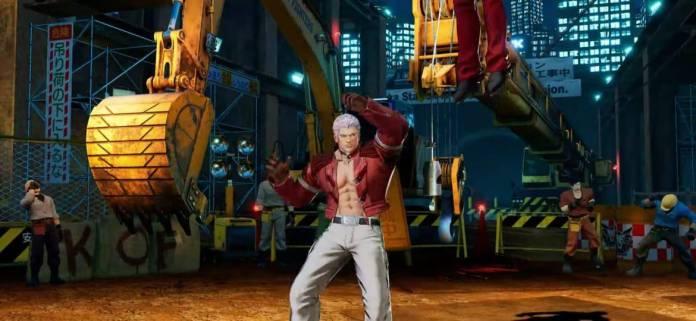 Yashiro Nanakase estará en la plantilla de The King of Fighters XV 5