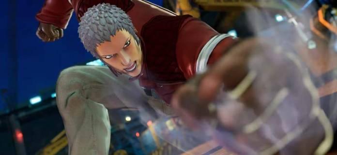 Yashiro Nanakase estará en la plantilla de The King of Fighters XV 3