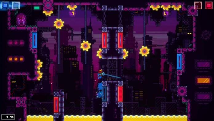 Disponible en Steam Demo de Super Magbot 4