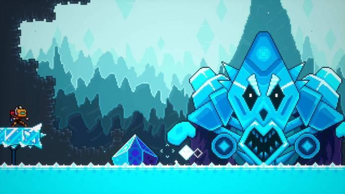 Disponible en Steam Demo de Super Magbot 12