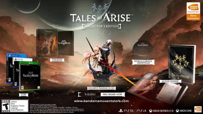 Tales of ARISE será lanzado el 10 de septiembre para PlayStation, Xbox y PC 1