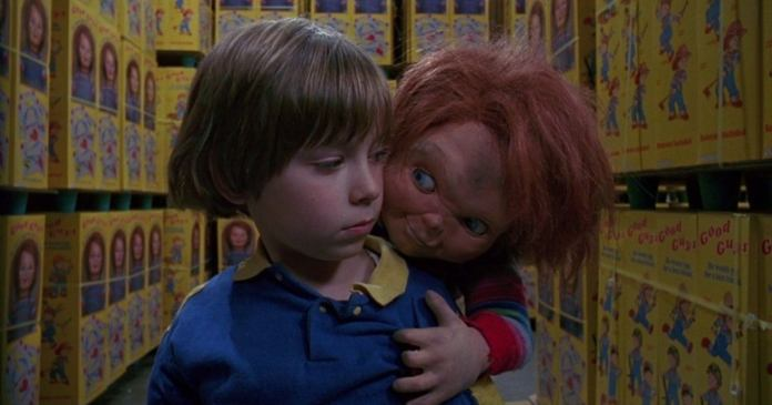 Alex Vincent, Childs Play, Chucky