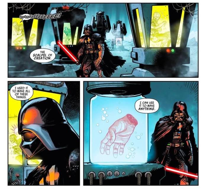 ¿Snoke Skywalker? ¡Star Wars revela que Snoke es un clon de Luke? 1