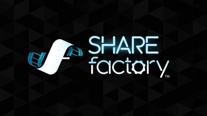 Nueva actualización de la aplicación gratuita Share Factory llega con mejoras para PlayStation 5