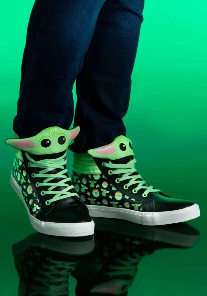Grogu - Baby Yoda Sneakers