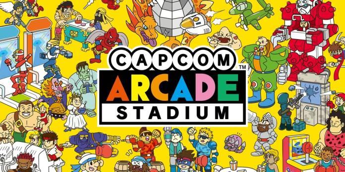 Capcom Arcade Stadium llega a las demás plataformas este 25 de Mayo, ademas se añaden mas títulos y características.