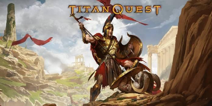 La version de móviles de Titan Quest se actualiza para darnos soporte a controles de consola de manera nativa.