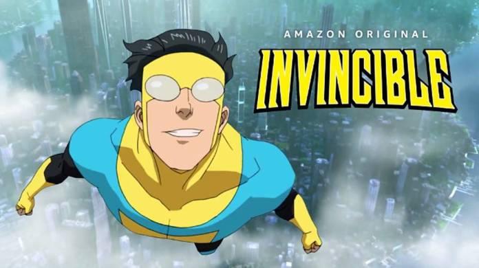 Invincible: Amazon renueva la serie por 2 temporadas más 1