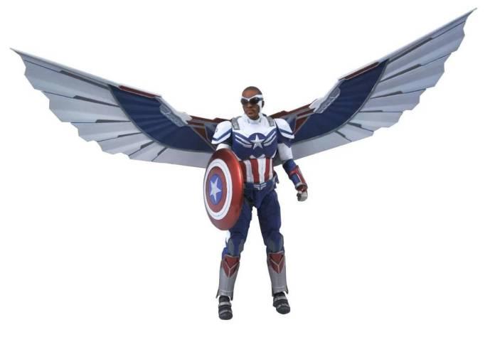Marvel Select: Captain America