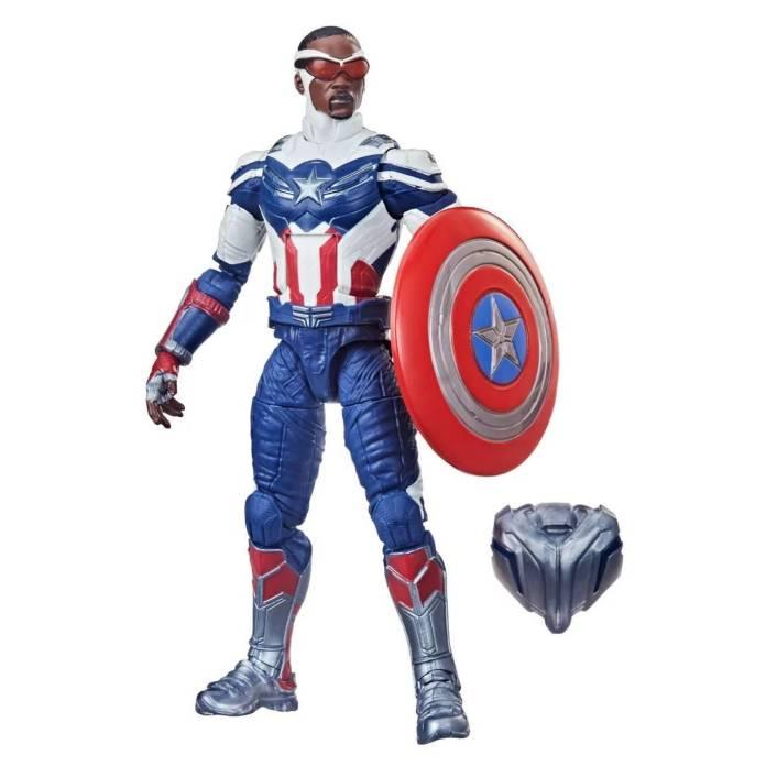 Marvel Legends: Captain America