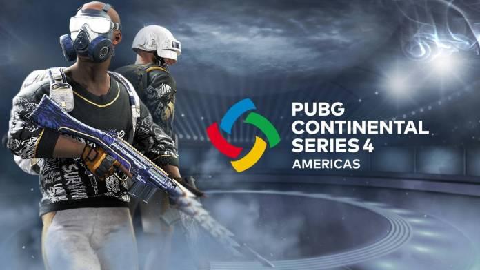 PUBG Continental Series 4 es anunciado por Krafton Inc. la próxima gran competencia del Battle Royale.