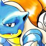 Pokemon Blue Version, Blastoise