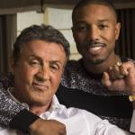 Sylvester Stallone, Creed, Rocky, Michael B Jordan