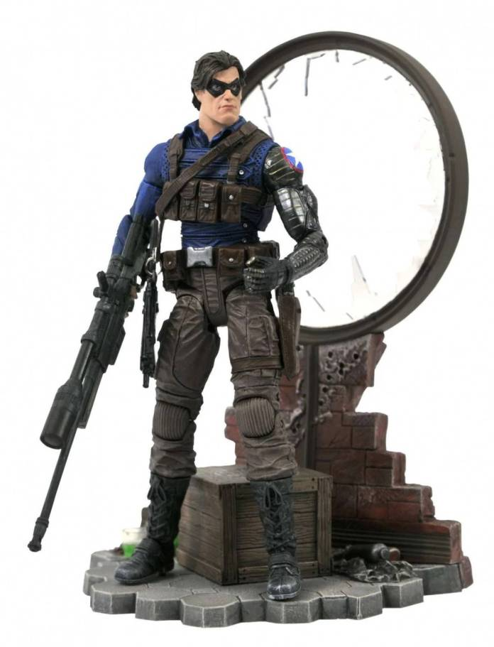 Marvel Select: Winter Soldier