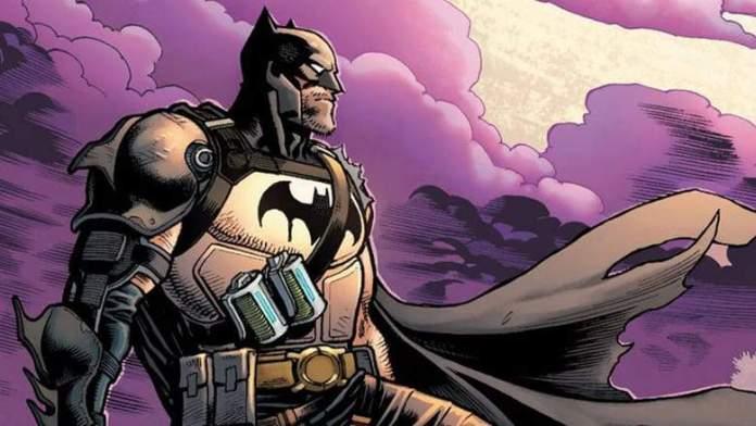 Zero Point Batman/Fortnite
