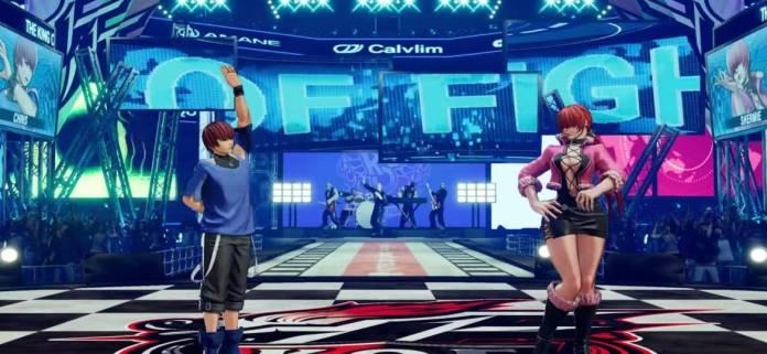 Chris estará de vuelta en The King of Fighters XV 6