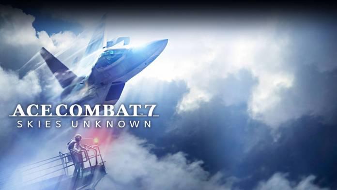 Ace Combat 7: Skies Unknow llega hoy el DLC de aviones experimentales.