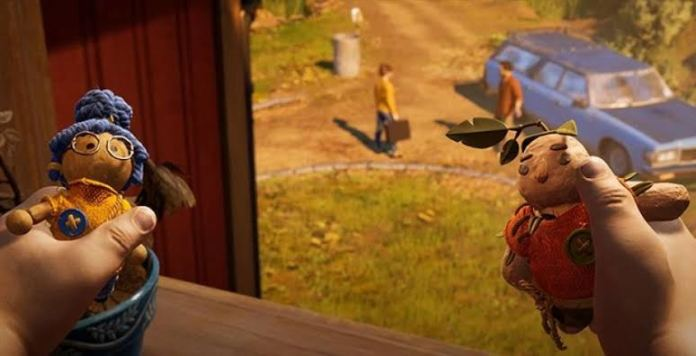 Reseña: It Takes Two ( PS4 ) 4