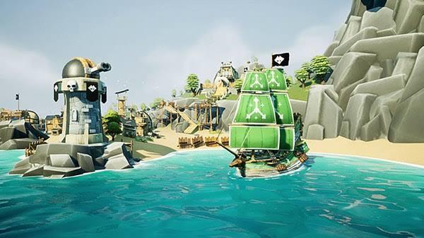 King of Seas: El RPG de Piratas Estrena Demo 1