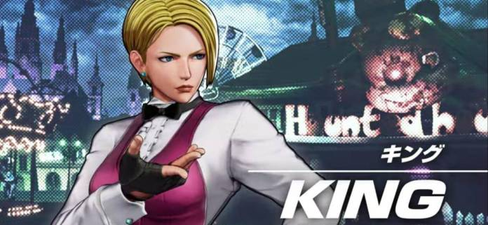 King también estará en The King of Fighters XV 3