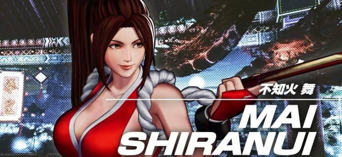 Se confirma la presencia de Mai Shiranui en The King of Fighters XV 11