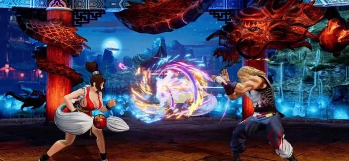 Se confirma la presencia de Mai Shiranui en The King of Fighters XV 8