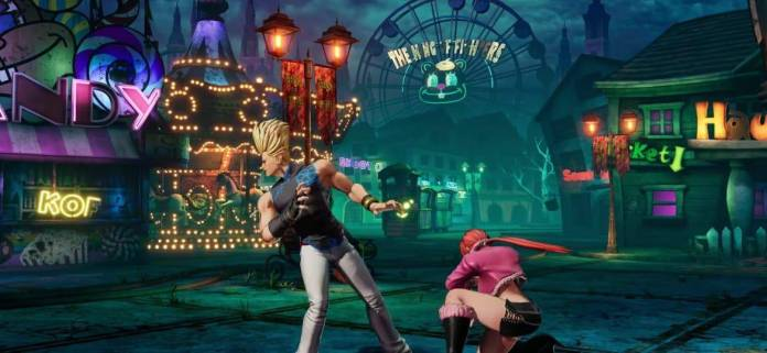Shermie estará en The King of Fighters XV 12