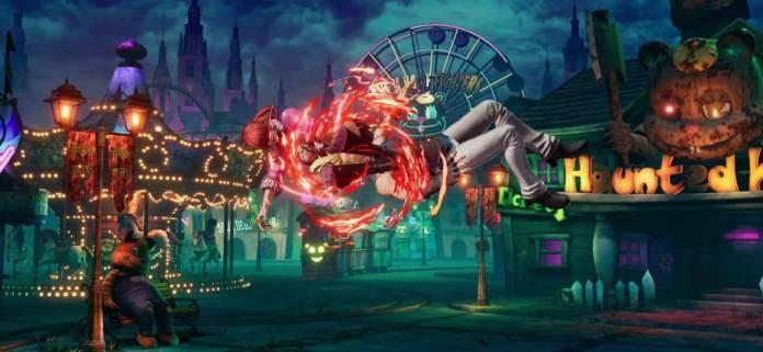 Shermie estará en The King of Fighters XV 11
