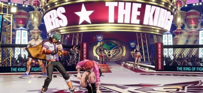 Shermie estará en The King of Fighters XV 8