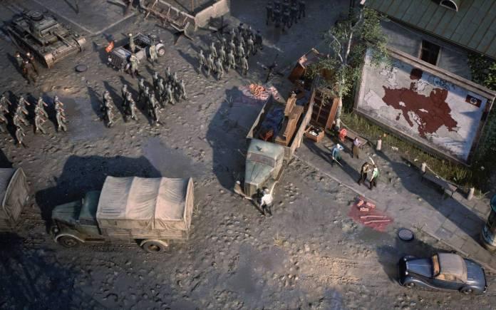 War Mongrels el nuevo juego táctico de la 2da guerra mundial 1