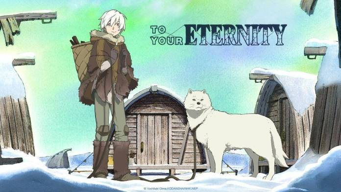 to your eternity crunchyroll doblaje