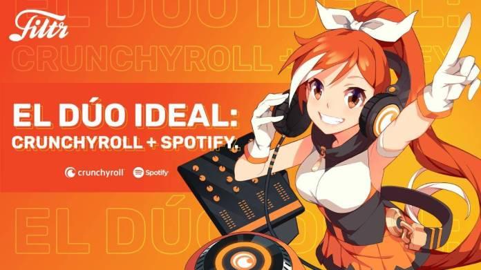 spotify playlist crunchyroll sonic music