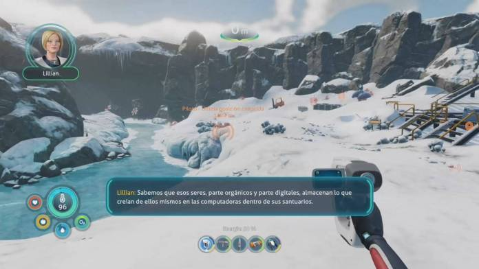 Reseña: Subnautica: Below Zero (PS5) 4