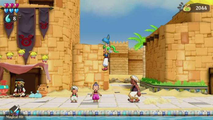 Review: Wonder Boy: Asha in Monster World (PlayStation 4) 14