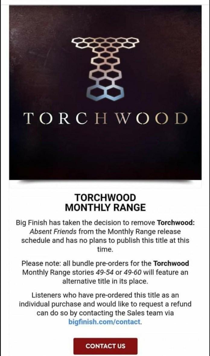 Doctor Who: BBC cancela futuros proyectos de 'Torchwood' con John Barrowman 1