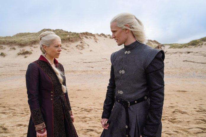 HBO: House of the Dragon muestra las primeras imágenes de la precuela de Game of Thrones 1
